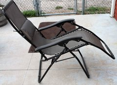 Gravity Fold Up Lounge Chair