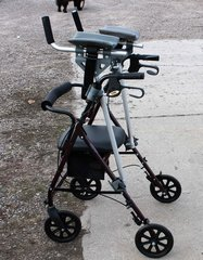 Carex Mobility Walker w/ Upper Arm Rest