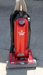 Sanitaire Commercial Vacuum w/ Hepa Filter