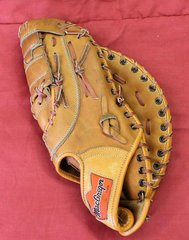 "Vintage MacGregor Big Dipper BM7T First Base 12"" RHT Glove Mitt John Mayberry  Autograph Model"