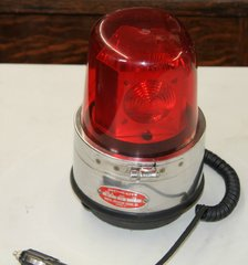 Rotating Red 'Action-Lite'