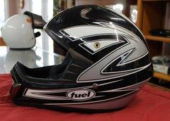 Fuel Full Face Helmet