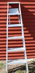 6' Aluminum Step Ladder