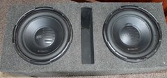"Orion XTR Speaker Box w/ 2 12"" Speakers"