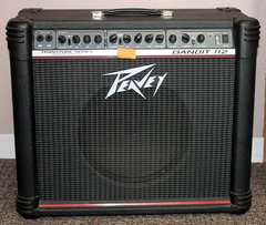 Peavey Bandit 112 w/ Trans Tube Technology Guitar Amplifier