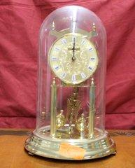 Seth Thomas Dome Clock w/ Key