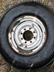 """8 Lug/5"""" Cntr Hole--LT 235/85R16 Michelin Traction XPS--20% Tread"""
