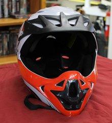 Mongoose Full Face Helmet