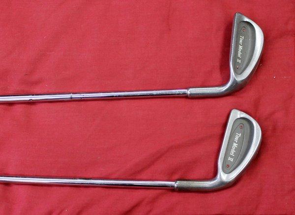 Tour Model II 9, 3 Golf Irons