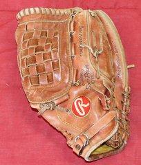 "Rawlings SG97 13.5"" Pro RHT Fastback Softball Glove Mitt"