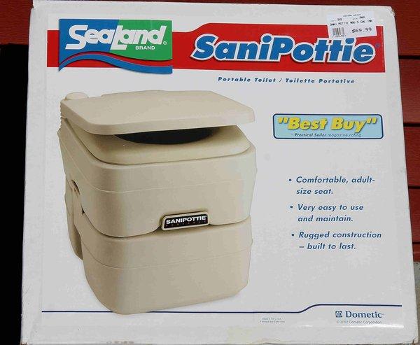 Sealand SaniPottie