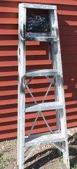 Sears 4' Aluminum Step Ladder