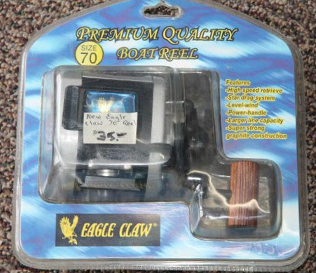 Eagle Claw Fishing Reel