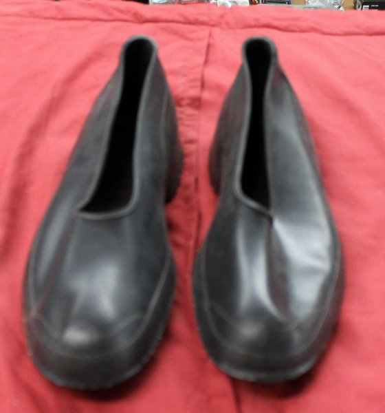 Rubber Slip Overs-Size 9