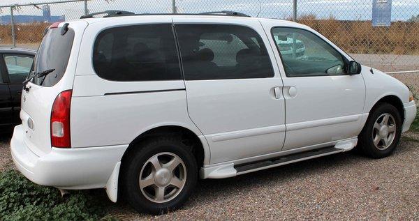 2002 Nissan Quest SE Mini Van-Price Reduction