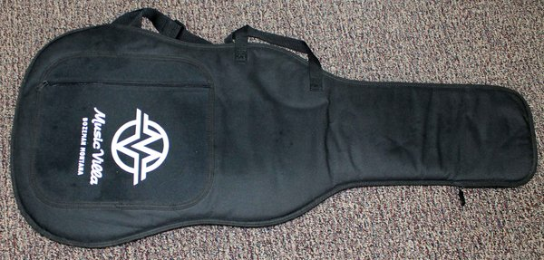 Music Villa Soft Guitar Case