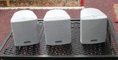 AIWA Mini Speakers-Front/Center/Rear