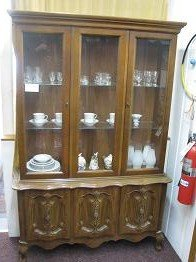 Lighted China Cabinet/Hutch
