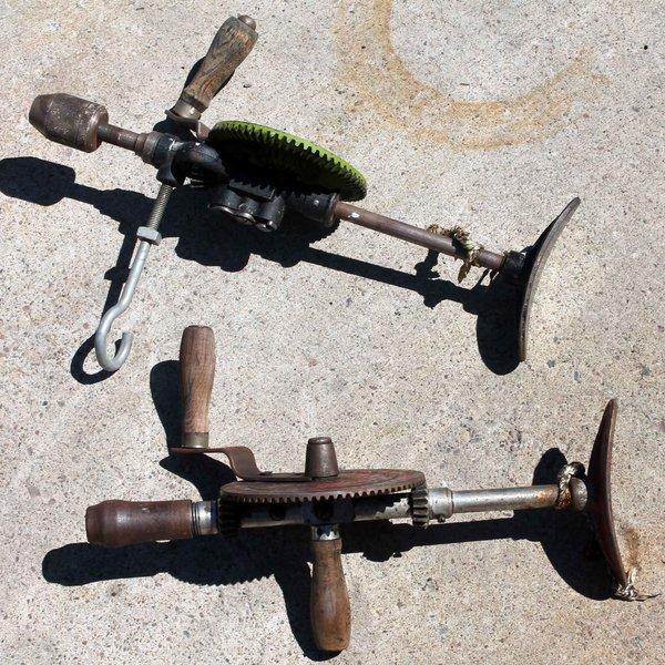 Antique Drills