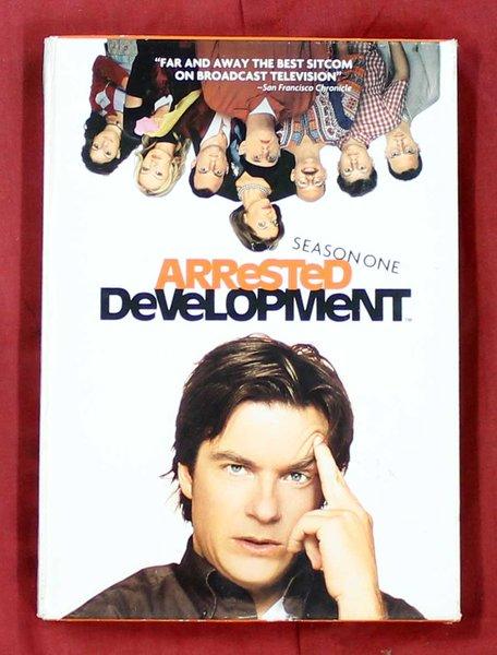 Arrested Development DVD