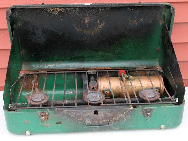 Coleman 426 3-Burner Gas Campstove