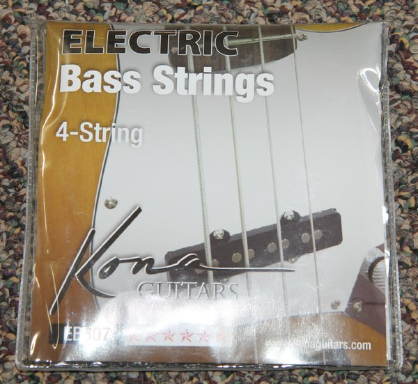 Kona Bass Strings