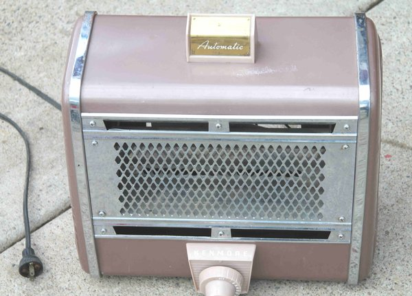 Classic Kenmore Electric Heater