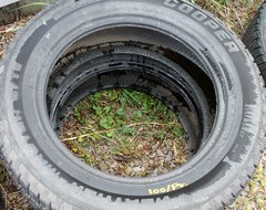 Tires--80% Tread x2