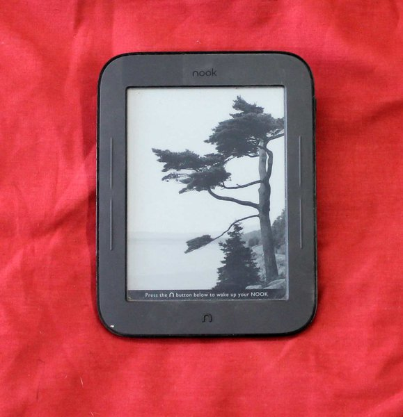 Barnes & Noble Nook BNRV300