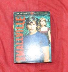 Smallville 4th Season DVD