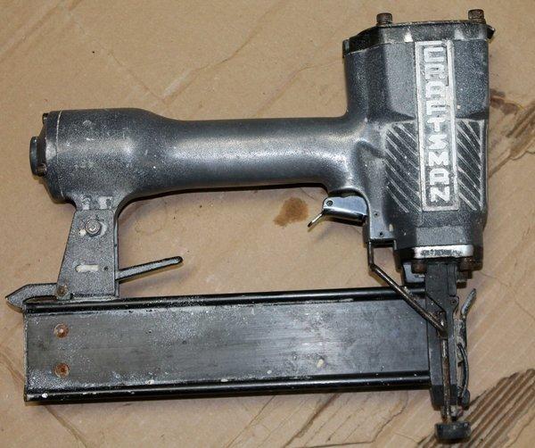 Craftsman 351-18314 Finishing Air Nailer