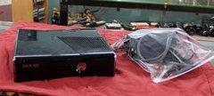 XBOX 360 1439 S Console w/ Cords & Wireless Controller