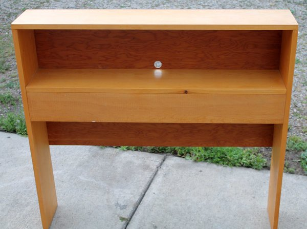 Twin Pine Bookcase Headboard