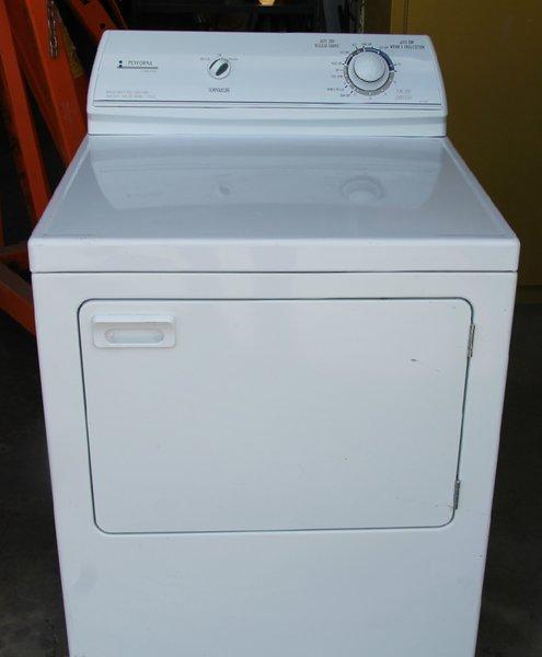 Maytag Performa Propane Dryer