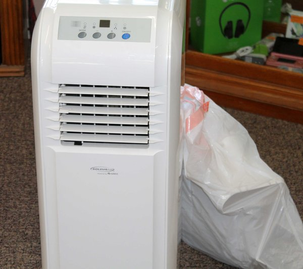 Soleus 8,000 BTU Portable Air Conditioner