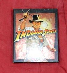 Indiana Jones The Complete Adventures Blu-Ray