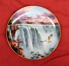 Cascading Thunder Collector Plate