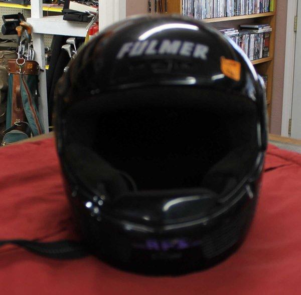 Fulmer HT55 Black Helmet