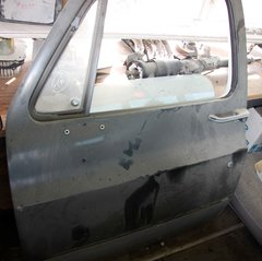 84 GMC / Chevy Driver Side Door w/ Glass
