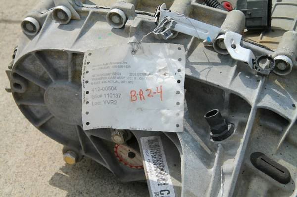 2006 Chevy Sierra 2500 Transfer Case Assembly