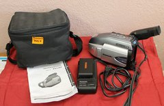 Panasonic Palmcorder PV-L352 700X Digital Zoom VHS-C