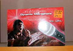 NEW-Professional Dynamic Microphone DM-18K