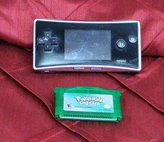 Nintendo Game Boy Micro w/ Game