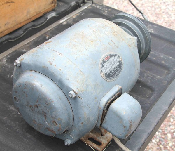 B-Line 1/2 HP Electric Motor