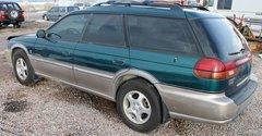 99 Subaru Legacy Outback Ltd AWD Station Wagon-Price Reduction