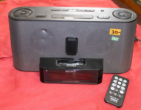 Sony 'Dream Machine' w/ Remote