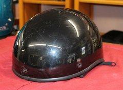 Fulmer Black 1/2 Helmet
