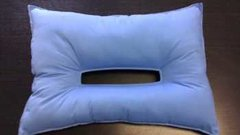 Open Spaces orthodontic pillow