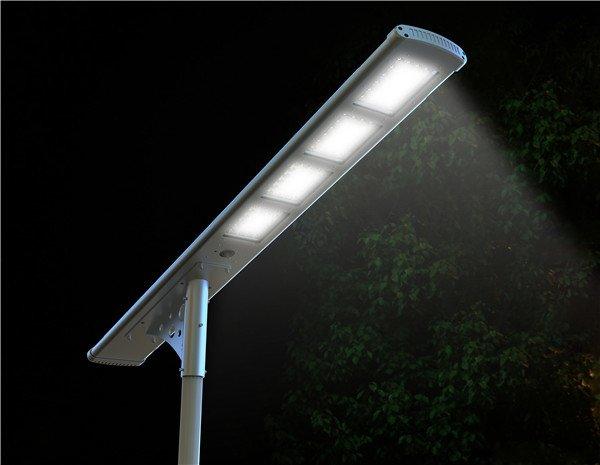 8000 Lumens Solar Street Light Colorado Sound N Light Inc