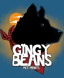 GingyBeans Pet Prints